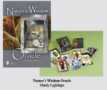 Nature's Wisdom Oracle Cards